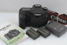 EXC+ CANON EOS 40D 10.1MP DSLR BODY, 2 BATTS+CHARGER 15K ACTS, TESTED