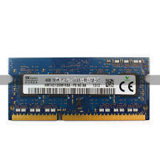 Hynix SODIMM 1RX8 4GB DDR3L 1600Mhz PC3L-12800 204pin Laptop Memory 1.35V RAM
