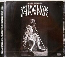 Phoenix-Muguer de Fluier Romanian prog psych cd