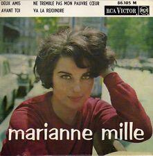 MARIANNE MILLE DEUX AMIS FRENCH ORIG EP JACQUES DENJEAN