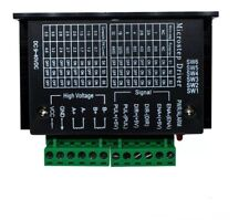 S109aftg Single Axis 4A Stepper Motor Driver Controller 9~40V Micro-Step CNC