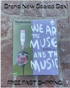 Skullcandy Knockout On-Ear Headphones with Mic & Remote, Mash-Up. Women -Unisex