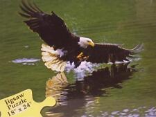 Jigsaw puzzle animal bird American Bald Eagle 550 p NIB