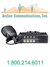 NEW ICOM IC-F6011-52, UHF 450-512 MHZ, 45 WATT, 8 CHANNEL TWO WAY RADIO