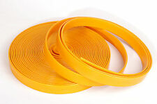 PVC  Webbing - 10m  x  25mm Yellow