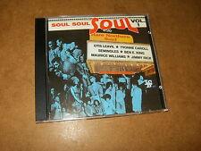 CD (IBC 200) - various artists - SOUL SOUL SOUL Vol.1
