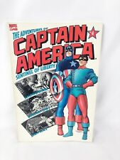 The Adventures of Captain America Sentinel of Liberty Book 4 of 4 (Book 4)