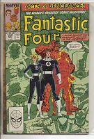 Marvel Comics Fantastic Four #334 December 1989 Acts Of Vengeance VF+