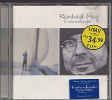 REINHARD MEY Einhandsegler 2000 CD ALBUM EMI UDEN sung in german