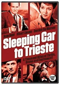 Sleeping Car To Trieste [DVD][Region 2]