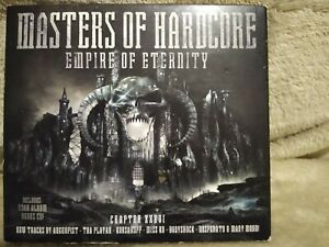 Masters Of Hardcore - Empire Of Eternity - Chapter XXXVI 3CD incl N3AR - REBIRTH