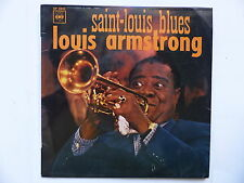 LOUIS ARMSTRONG Saint Louis blues cbs EP 5932