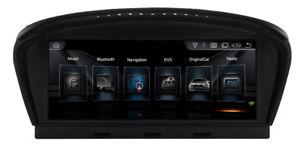 For BMW 5 Series E60 E61 E63 E64 BMW 3 Android 10 GPS Satnav Headunit Radio