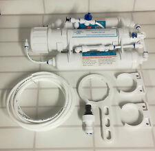 SC5 50gpd Filtro De Agua De Osmosis Inversa de 3 etapas para su uso en acuarios/plantas