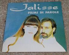 Eurovision Song Contest 1997 Italy Jalisse Fiumi Di Parole CD single