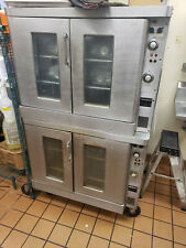 Double Deck Electric Convection Oven