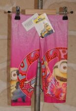 Legging neuf taille 5 ans marque Les Minions (b)