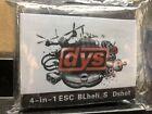 DYS 18A 4-in-1 F18A esc BLHeli S Dshot