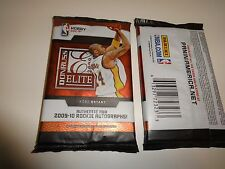 2009-10 Donruss Elite Basketball Hobby Pack - Curry RC Year