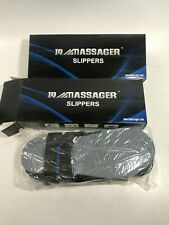 IQ Massager Slippers Shoes For Snap On Massagers