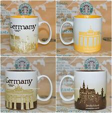 Starbucks® City Mug Germany Deutschland 16 oz Limitierte Tasse Sammeltasse Cup