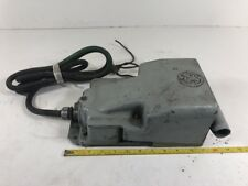 General Electric GE Heavy Duty Industrial Machinery / Equipment Foot Control
