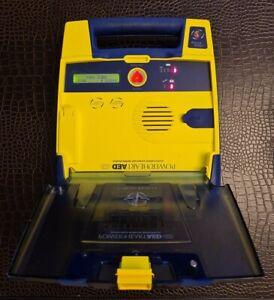 Powerheart G3 AED Ambulance Paramedic First Aid Responder