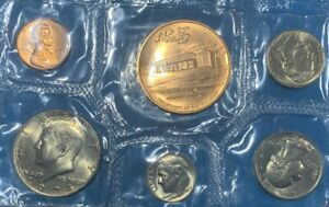 1974 United States UNC Coin Lot