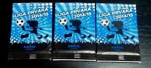 Champions League / Liga Prvaka 2014/15 RAFO  3 sealed packs