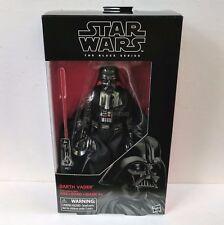 "Star Wars the Black Series Darth Vader #43 6"" Figure E4 W12 The Last Jedi  - MIB"