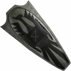 New Functional Medieval Shield Death Dealer Shield Knight Warrior Shield