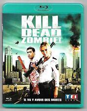 BLU-RAY DISC / KILL DEAD ZOMBIE / COMME NEUF