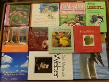 104 Bücher dünne gebundene Bücher Romane Sachbücher Erzählungen u.a.