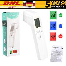 1*Digital Fieberthermometer Infrarot Stirnthermometer Kontaktlos Baby Erwachsene