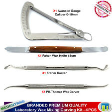 Dental Wax Modelling Tools Perfect for Carving Shaping Clay Sculpture Lab Tools