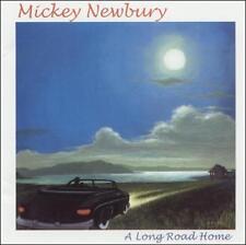 Mickey Newbury CD A Long Road Home rare OOP
