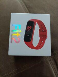 Samsung Galaxy Gear Fit 2 Pro SM R365   Red  -