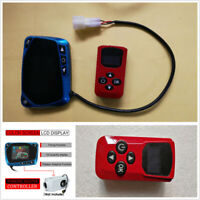 12/24V Parking Heater Controller LCD Switch+Remote Control Car Air Diesel Heater