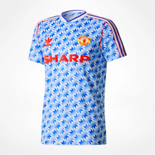 9+ Manchester United Away Kit 90-92