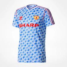 9+ Manchester United Away Kit 90-92