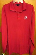 CIRCLE K Convenience Store 2XL polo shirt embroidery logo XXL longsleeves Texas