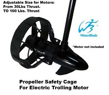 Propeller Safety Cage for Trolling motors from 30Lbs Thrust to 100Lbs thrust
