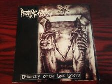 Rotting Christ ‎– Triarchy Of The Lost Lovers - 1990 -  Digipack - CD Album