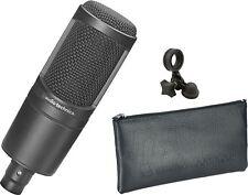 Audio Technica AT2020 Kondensator Studiomikrofon Studio Mikrofon AT 2020 NEU