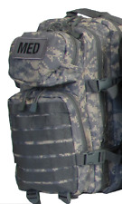 Military Army ACU Level III Medical Kit Tactical Trauma Backpack Emergency New