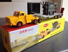 DINKY SUPERTOYS 908/Dan toys 284 Mighty Antar with transformer SUPERBE Lt500