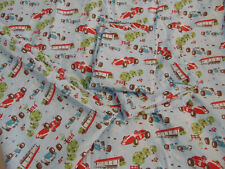 CATH KIDSTON RACING CARS DOUBLE DUVET SET 2 PILLOWCASES EXCELLENT RARE