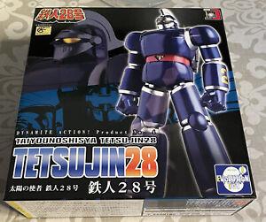 Super Robot 28 - EVOLUTION TOY DYNAMITE ACTION N. 4 TETSUJIN28