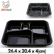 50pcs Japanese Disposable container Lunch Box Bento Box