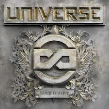 Universe Infinity - Rock Is Alive